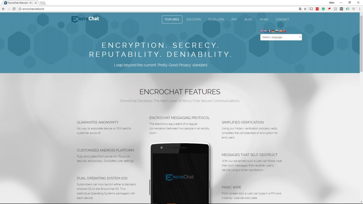 EncroChat HACKED! – EncroChat HACKED, claim 100% TRUE!